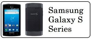 Samsung Galaxy S Captivate, Vibrant Repair