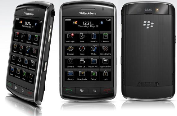 BlackBerry Storm 9500 / 9530. LCD / Touchscreen Digitizer - $125